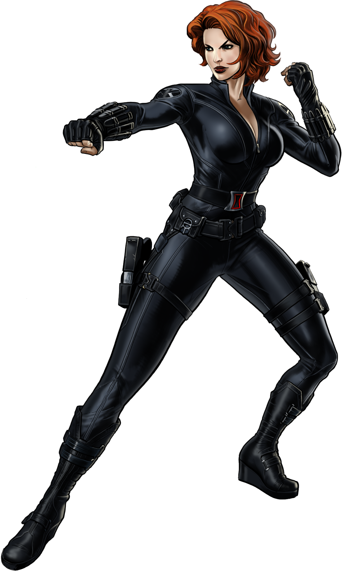 Black Widow Free Download PNG Image