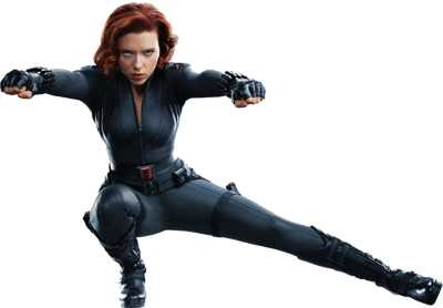 Black Widow Free Download Png PNG Image