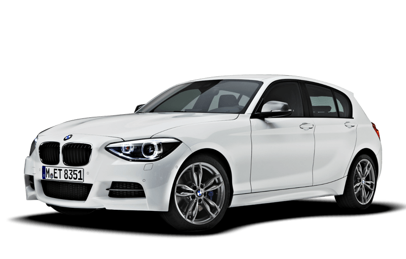 White Bmw 1 Series Png Image Download PNG Image