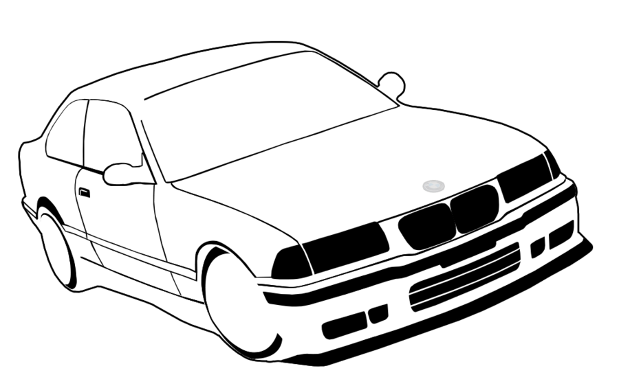 Series Graphics Bmw M3 Car HQ Image Free PNG PNG Image