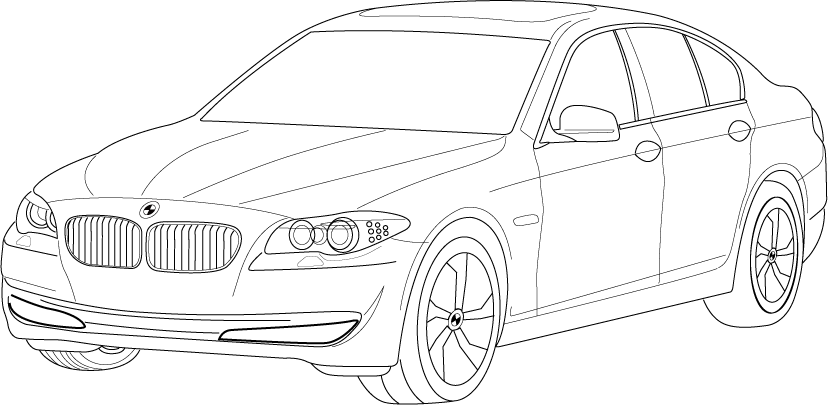 Series Vector Bmw X5 HD Image Free PNG PNG Image