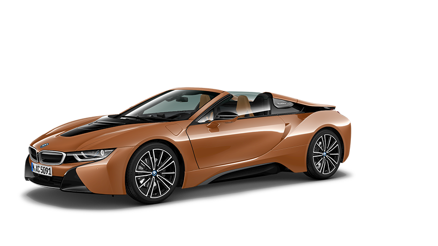 I8 Bmw Car Series Free Clipart HD PNG Image
