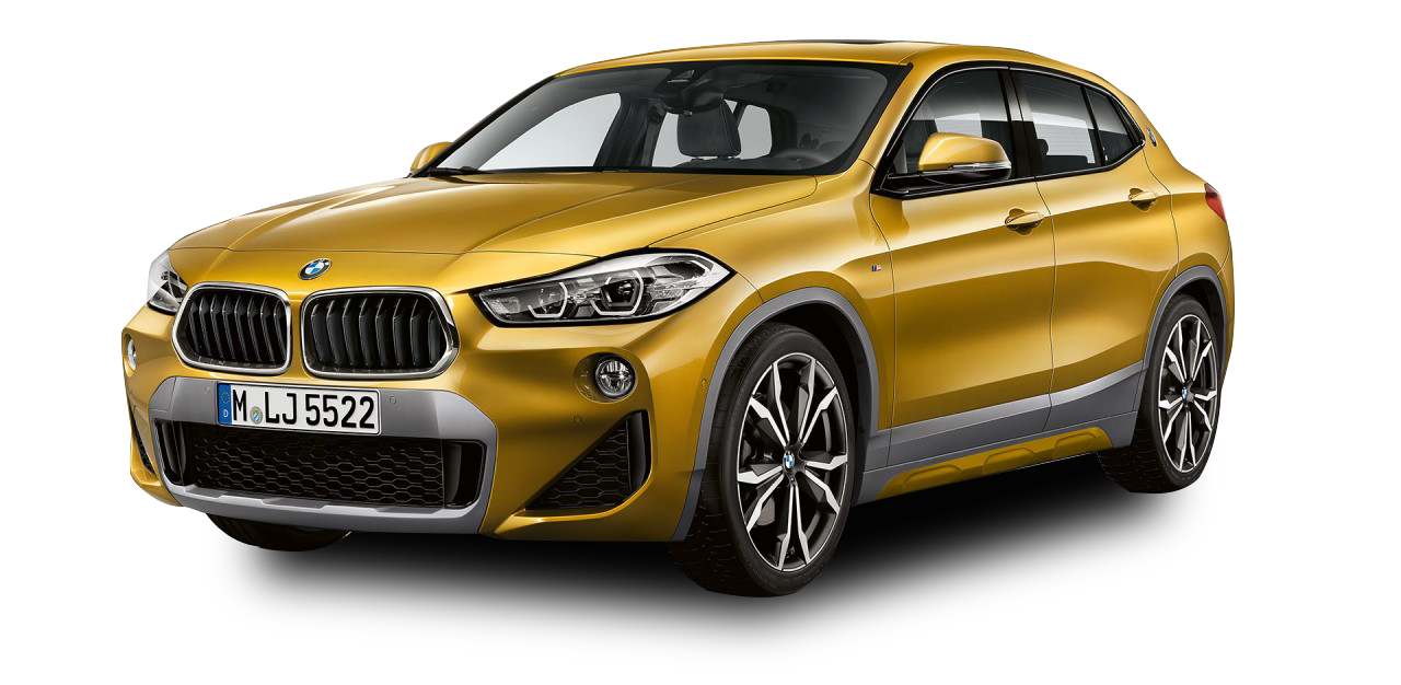 X2 Car X1 Bmw Crossover PNG Free Photo PNG Image