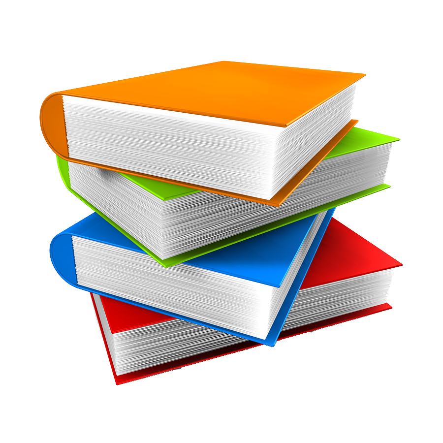 Book Clipart PNG Image