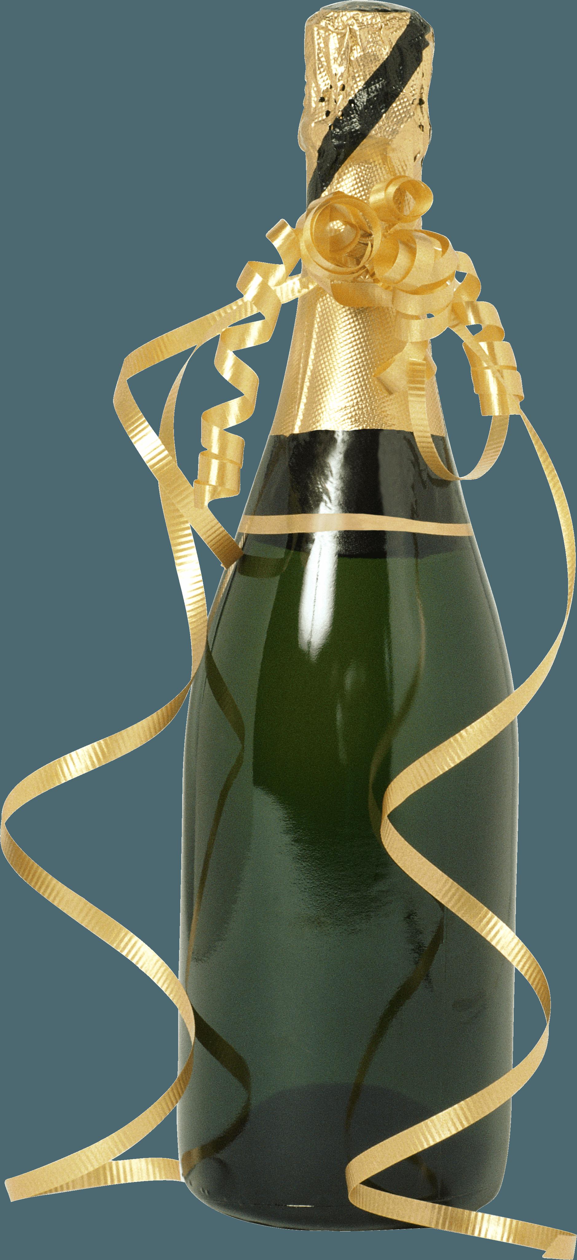 Анимационные открытки шампанское