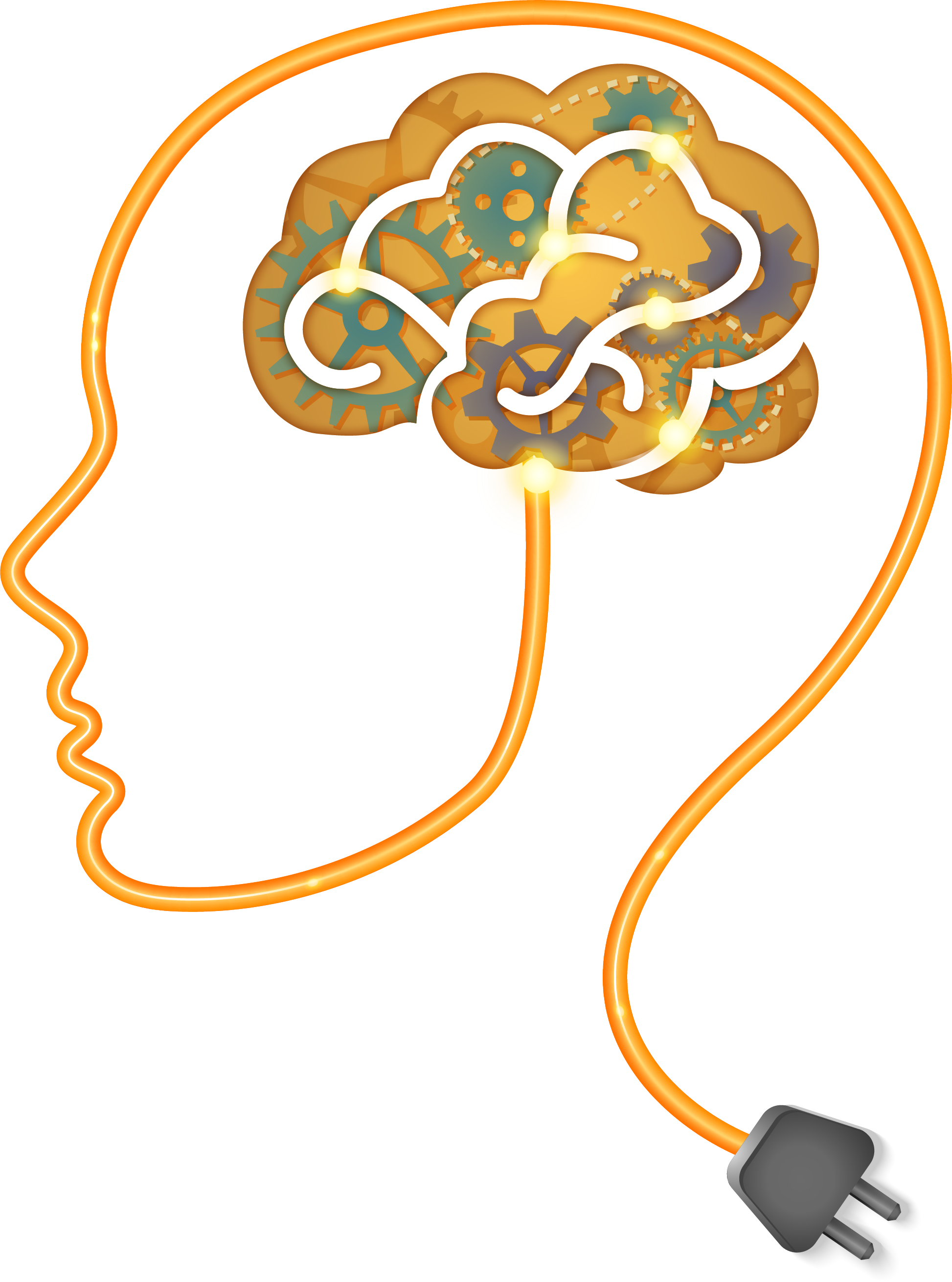 Brain The Neurofeedback Icon HQ Image Free PNG PNG Image