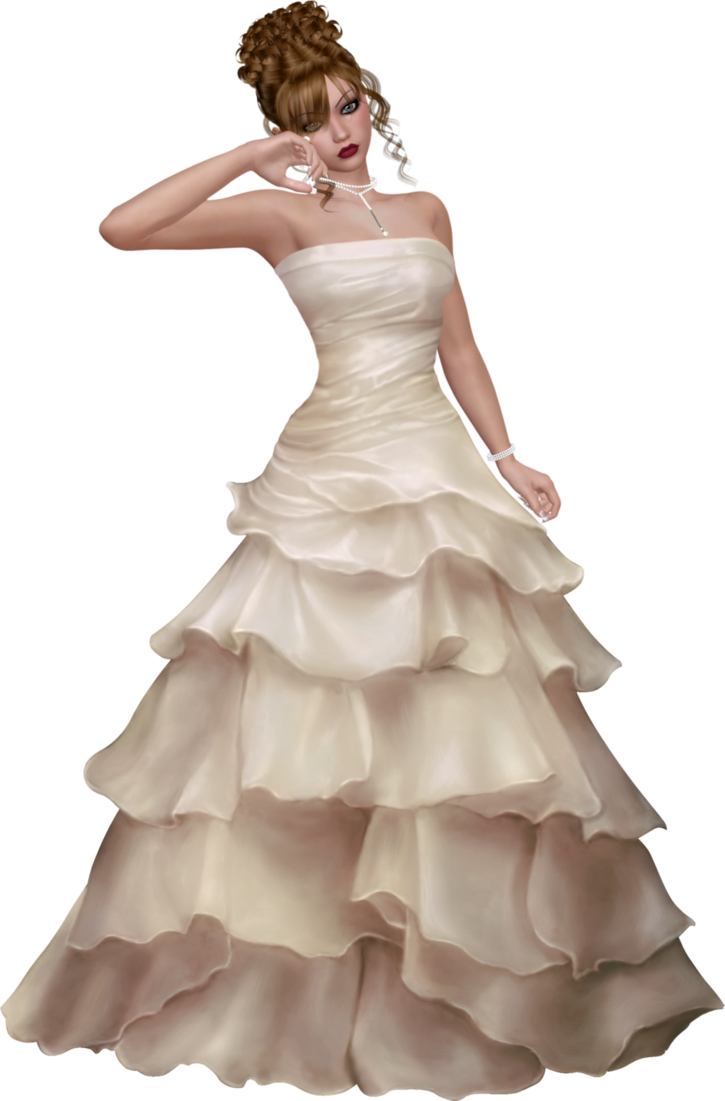 Bride Transparent Image PNG Image