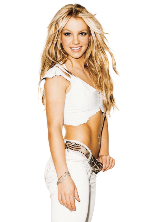 Britney Spears Hd PNG Image