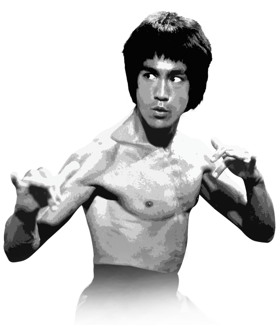 Bruce Lee Png Pic PNG Image