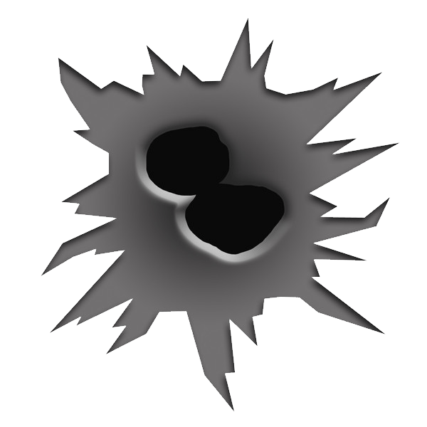 Download Bullet Shot Hole Png Image Hq Png Image Freepngimg Gray metal tool illustration, bullet shot hole, rifle, awesome png. freepngclipart