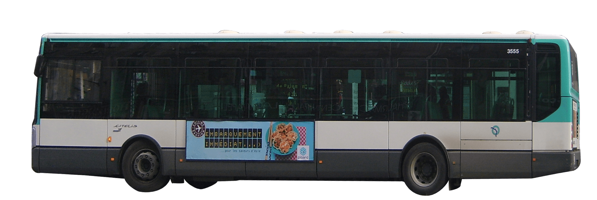 Bus Png Image PNG Image
