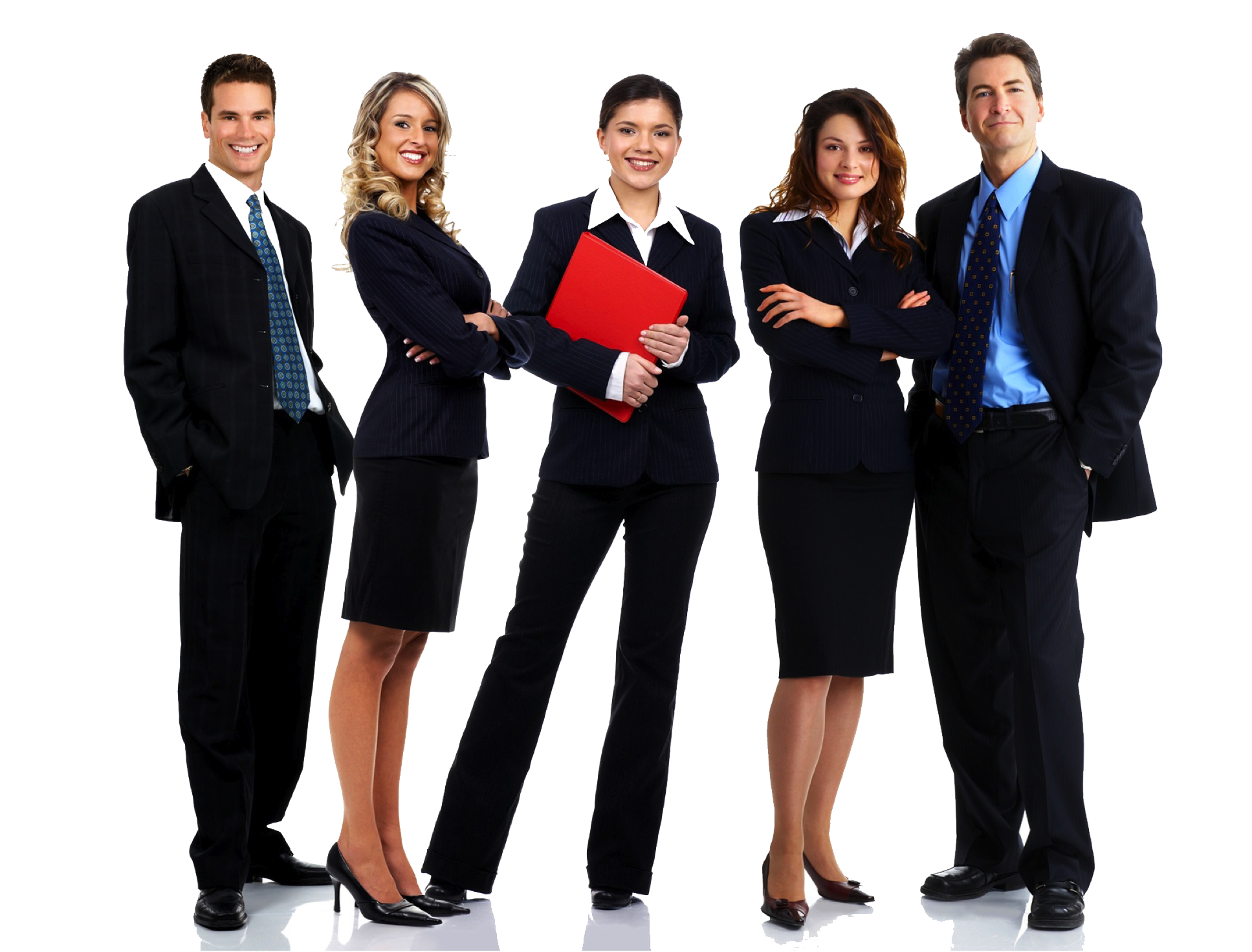 Business People Hd PNG Image
