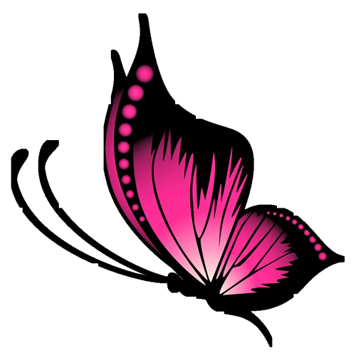 Download Butterfly Tattoo Designs Png HQ PNG Image