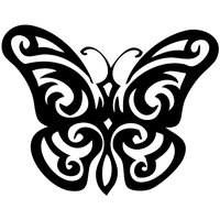 Butterfly Tattoo Designs Picture<B>素材格式</B>: PNG<B>素材尺寸</B>: 450x270<B>檔案大小</B>: 17.8KB<B>推薦人數</B>: 594