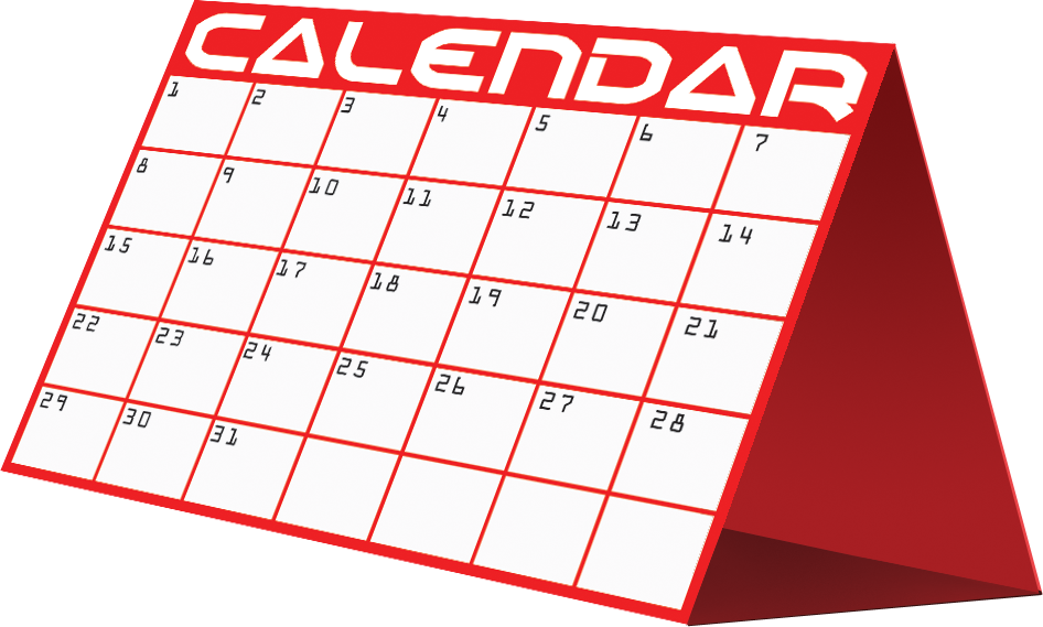 Calendar Png Clipart PNG Image