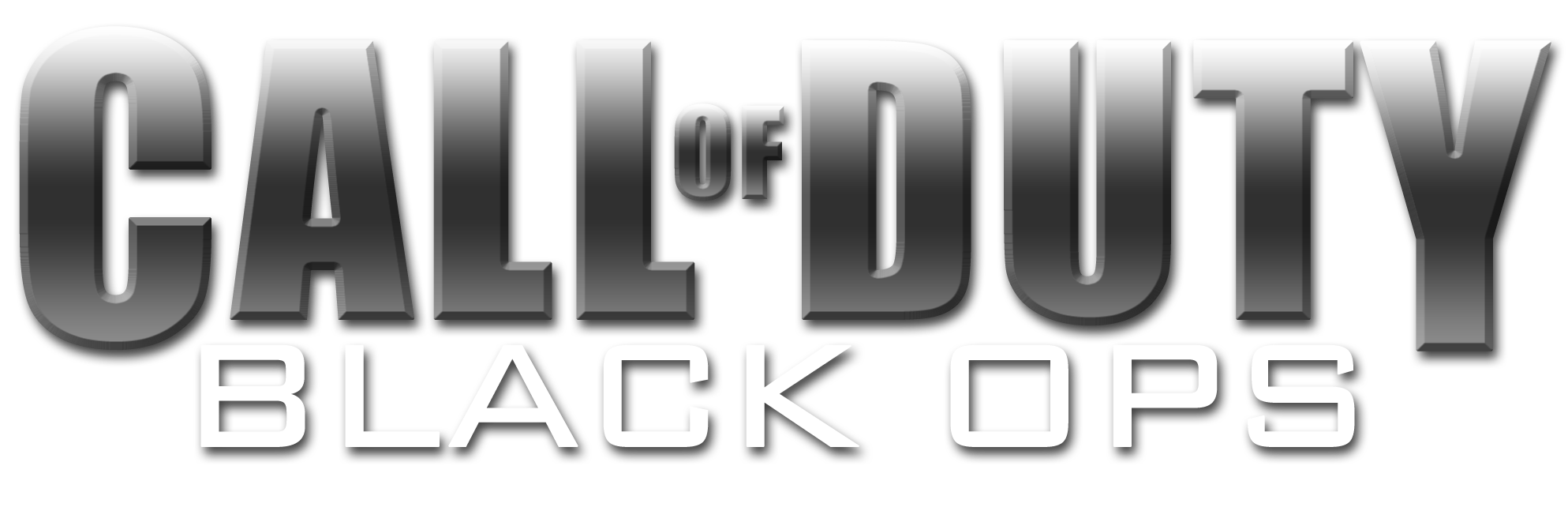 Call Of Duty Black Ops Transparent Image PNG Image