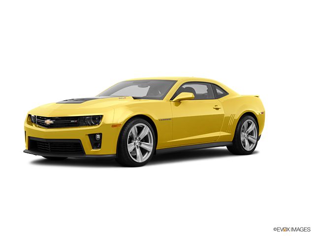 Yellow Camaro Clipart PNG Image
