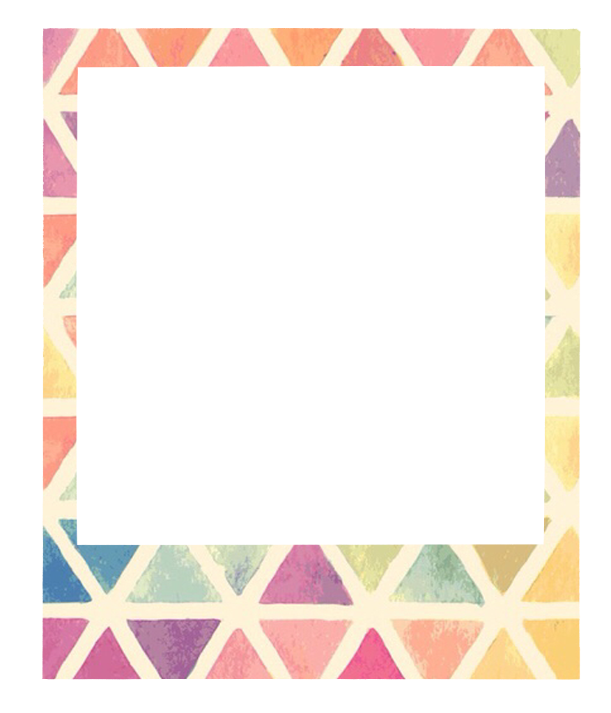 Pink Picture Instant Corporation Frame Polaroid Camera PNG Image