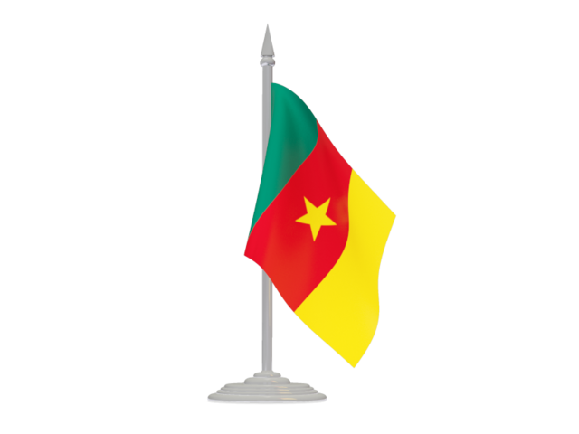 Cameroon Flag Png Image PNG Image
