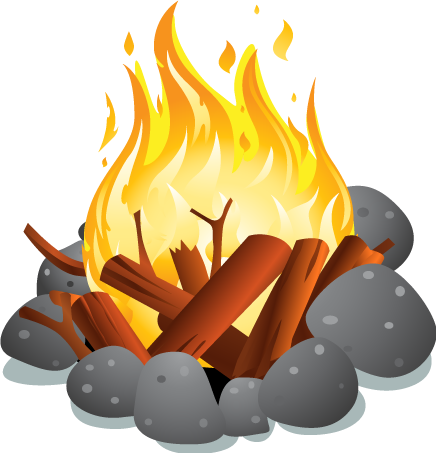 Campfire Image PNG Image