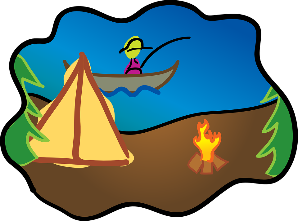 Campsite PNG Image