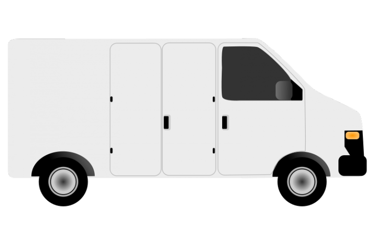 Courier Car Transit Ford Minivan Volkswagen Type PNG Image