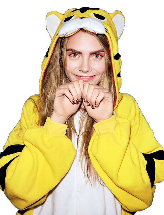 Cara Delevingne Photo PNG Image