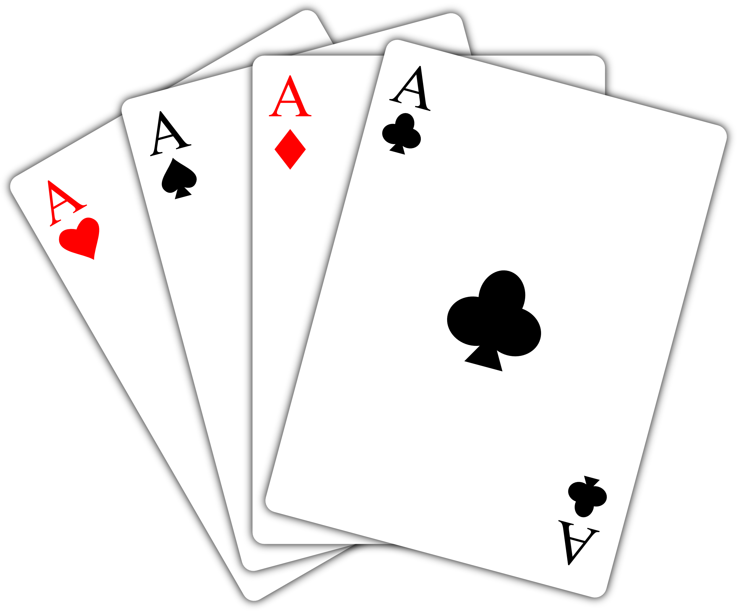 Ace Playing Card PNG Image