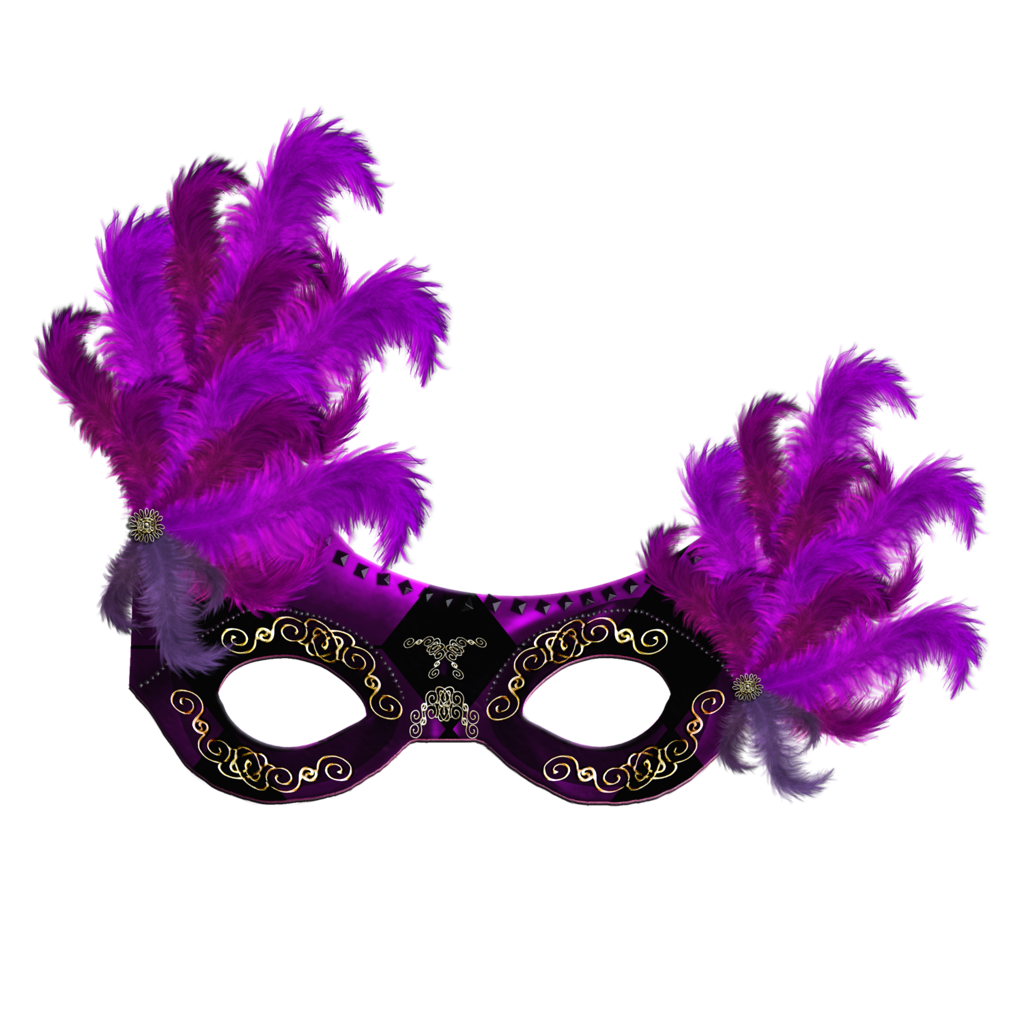 Carnival Mask Png Pic PNG Image
