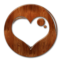 Love Wood Image