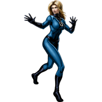 Invisible Woman Image