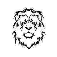 Lion Tattoo Image