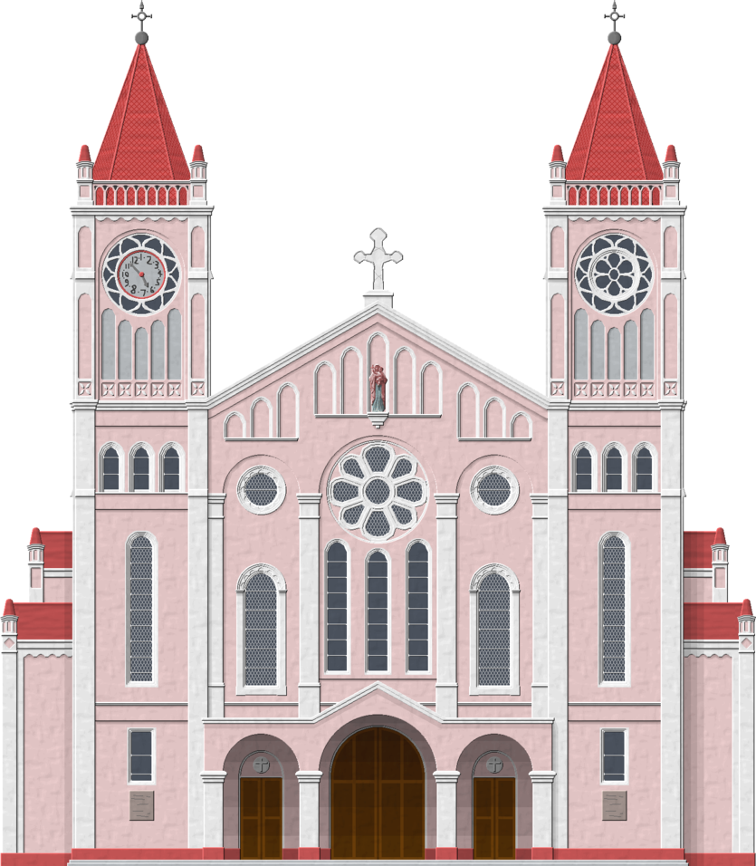 Cathedral Png PNG Image