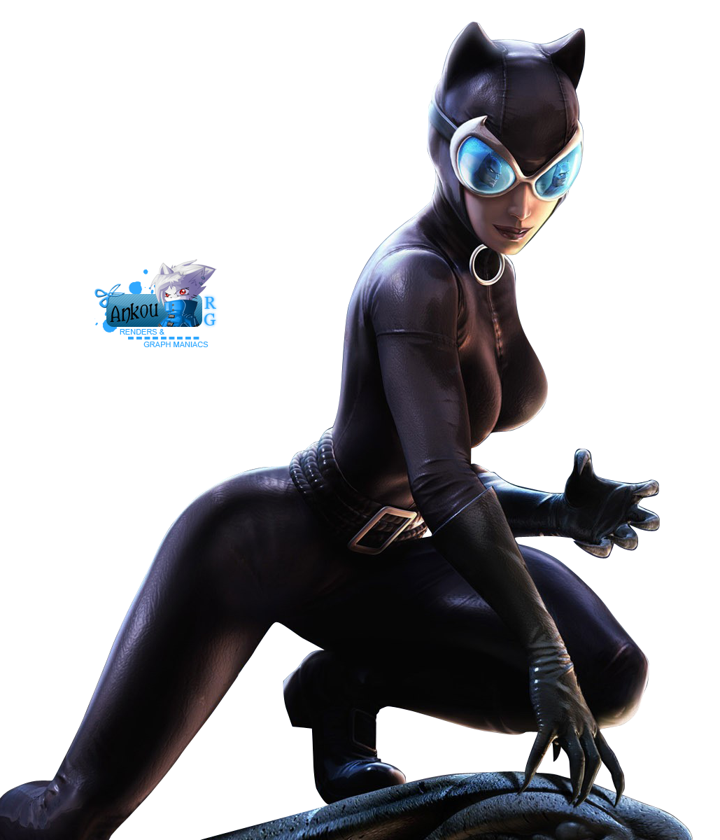 Catwoman Png Hd PNG Image