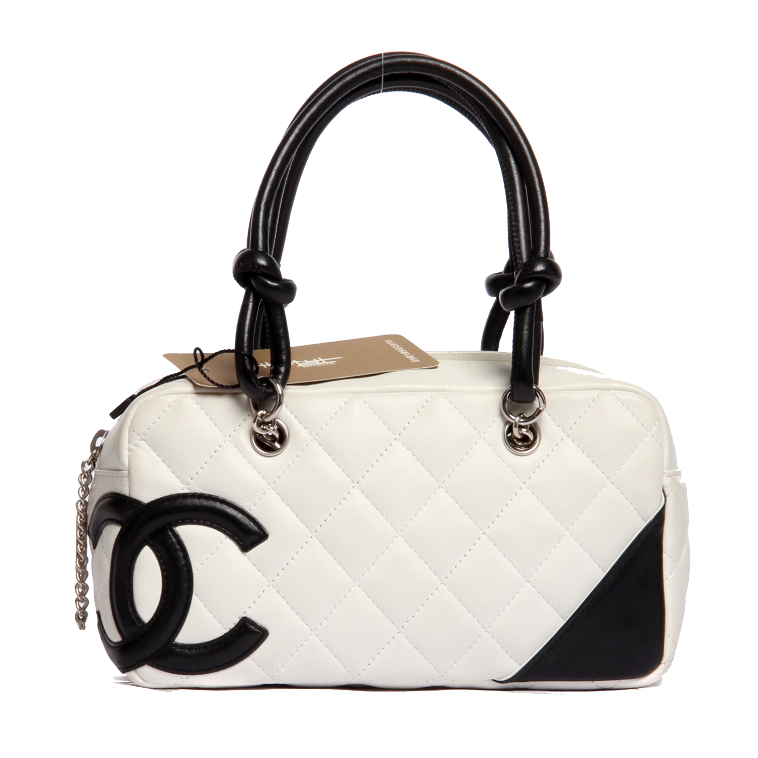 Shop Beautxc9 Maes Handbag Chanel Free Download Image PNG Image