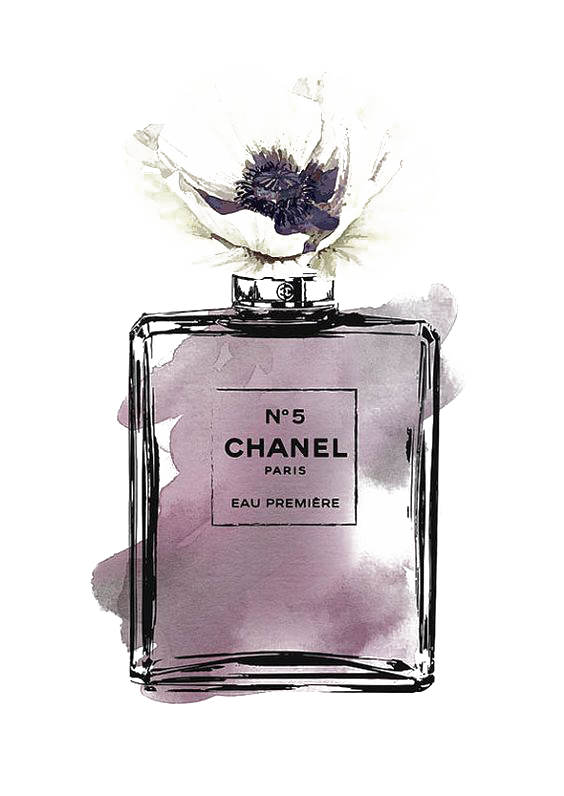 Chanel Perfume HQ Image Free PNG PNG Image
