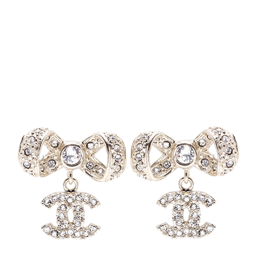 Earring Gold Chanel Jewellery Earrings PNG Image High Quality PNG Image