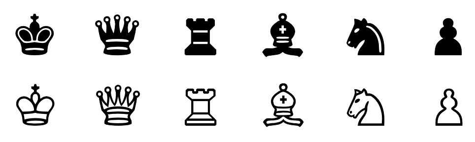 Chess Transparent PNG Image