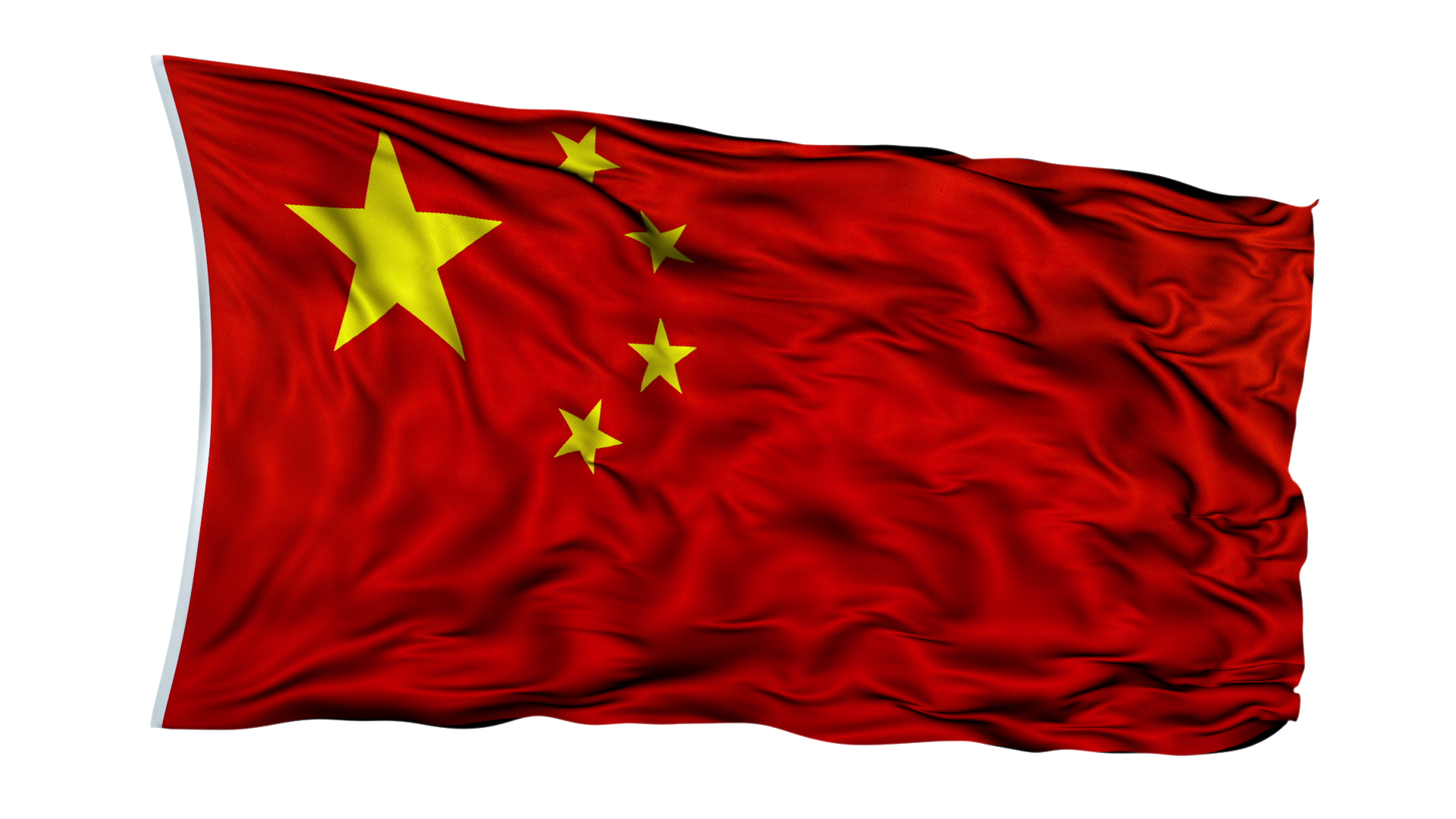 China Flag Png Picture PNG Image