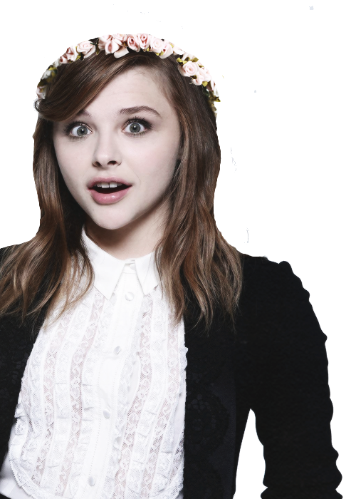 Chloe Grace Moretz Photos PNG Image