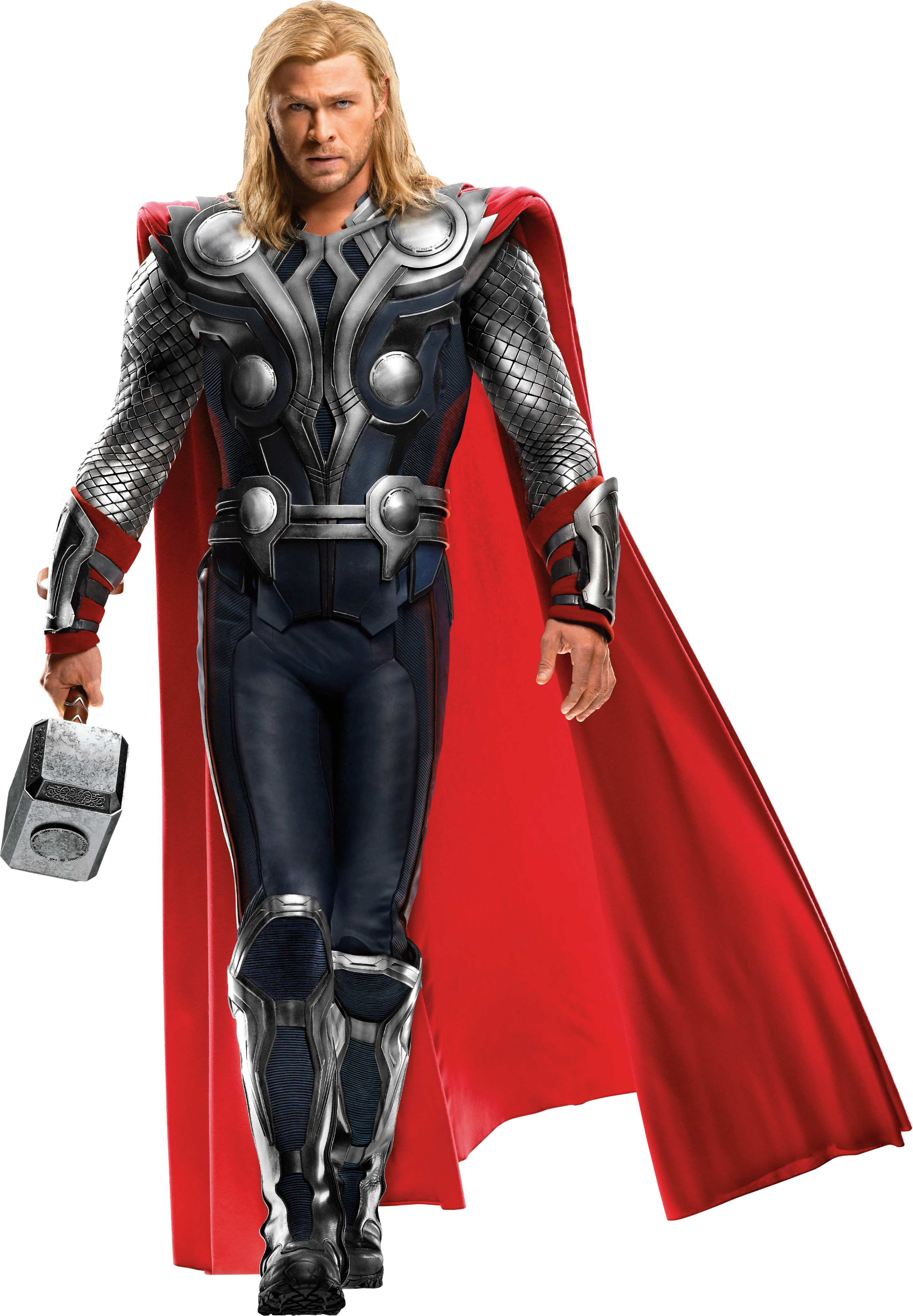The America Thor Iron Chris Hemsworth Captain PNG Image
