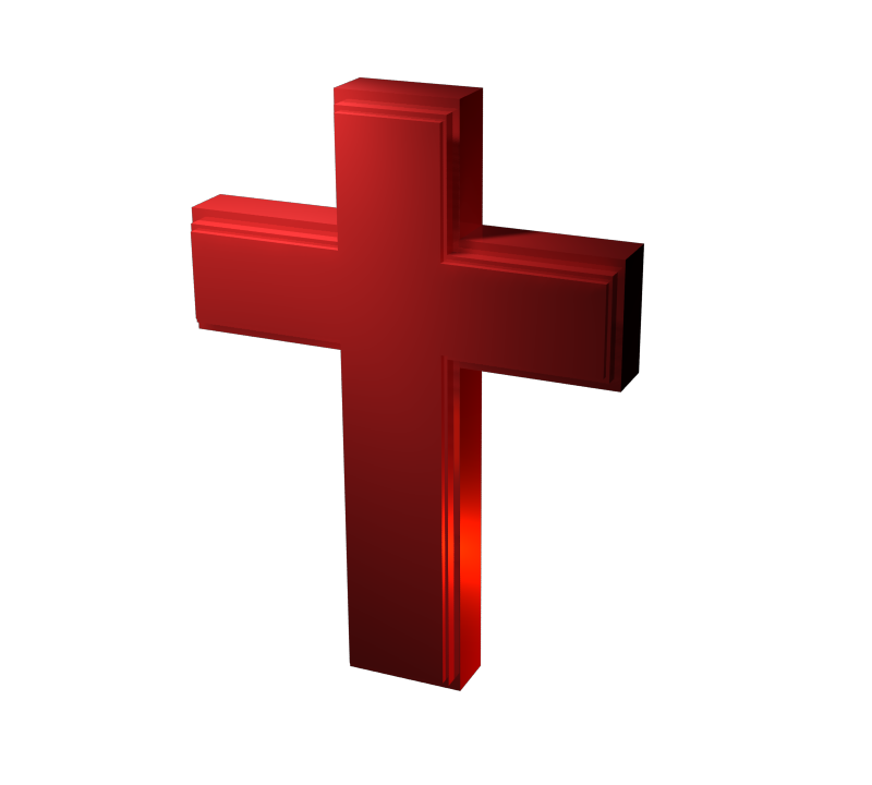 Christian Cross Transparent Picture PNG Image