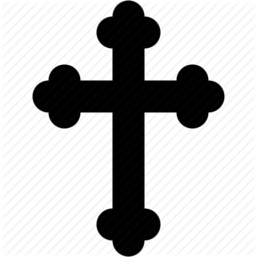 Christian Cross Png File PNG Image