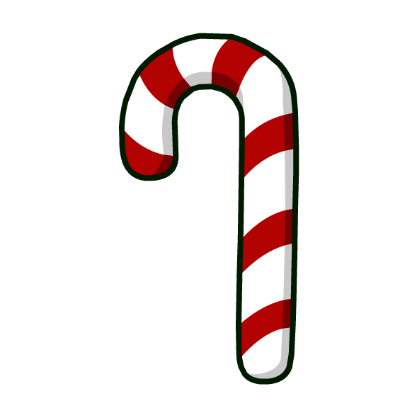 Candy Cane Picture PNG Image