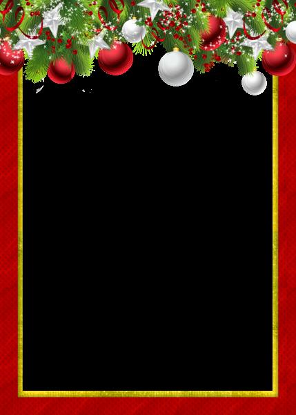 Christmas Frame.Download Christmas Frame Hq Png Image Freepngimg