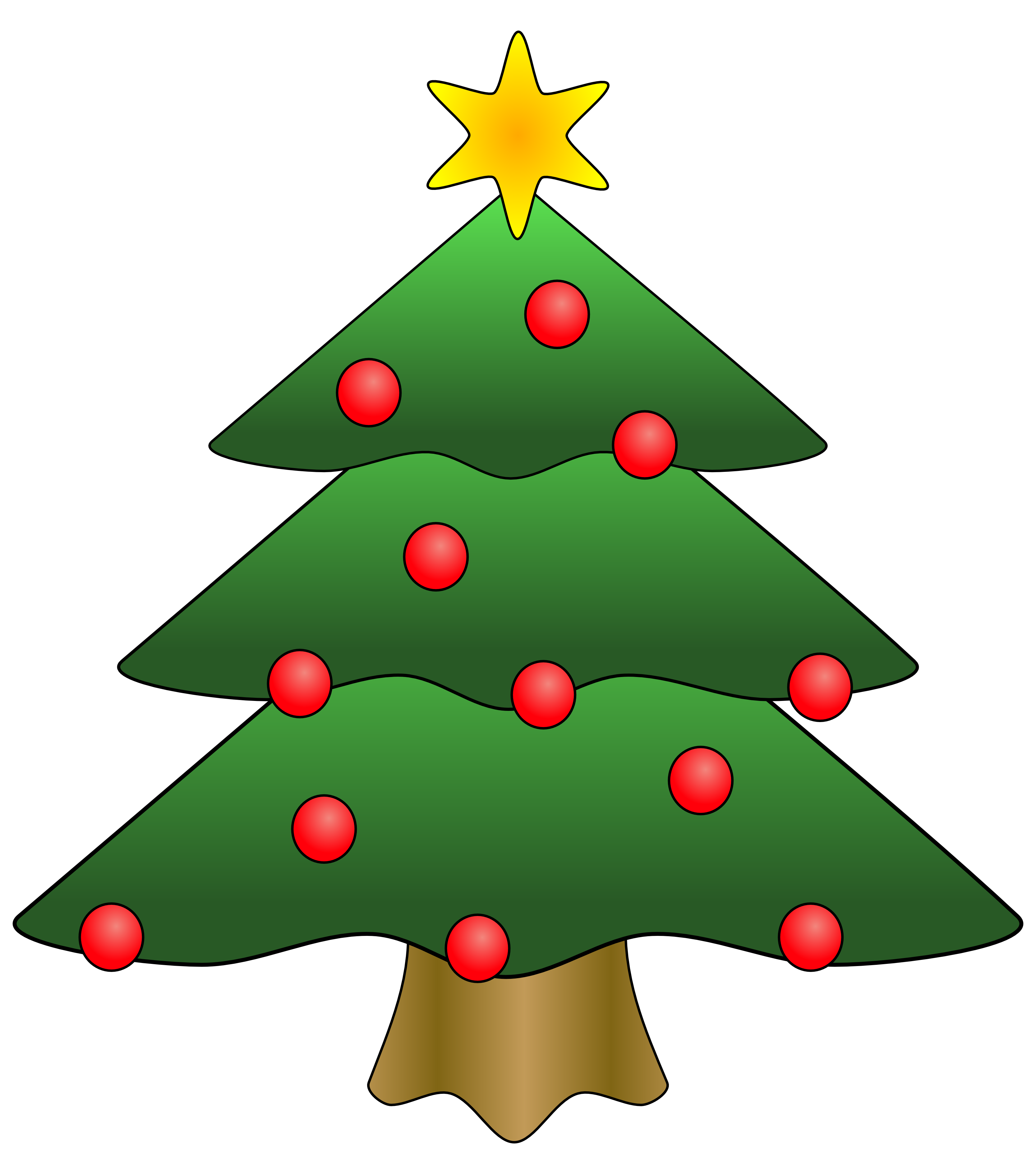 Christmas Outside Transparent Picture PNG Image