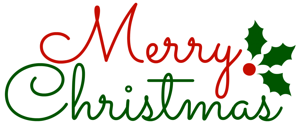 And We Season Day Merry Wish You PNG Image