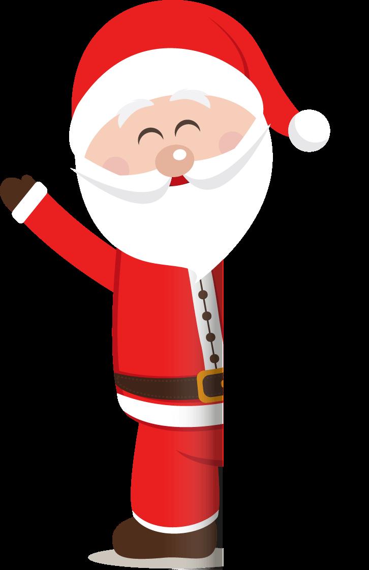 download merry campsite claus santa 2017 christmas card hq png image freepngimg download merry campsite claus santa