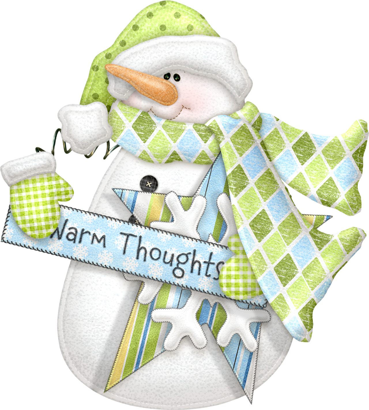 Snowman Christmas Gift HD Image Free PNG PNG Image