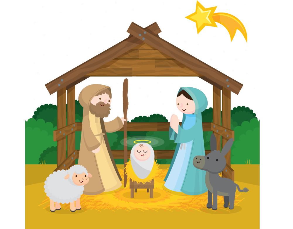 Christ Of Christianity Nativity Birth Date Jesus PNG Image